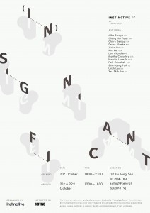 instinctive insignificant (poster) second revision 02